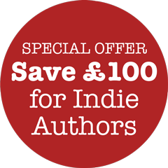 Special Offer - Save £100 for Indie Authors