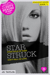 Adult Romance Book Cover Design – Star Struck