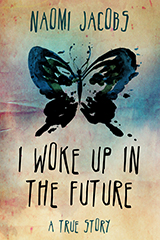 Memoir Book Cover Design – I Woke up in the Future