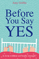 Women's Fiction Book Cover Design – Before You Say Yes