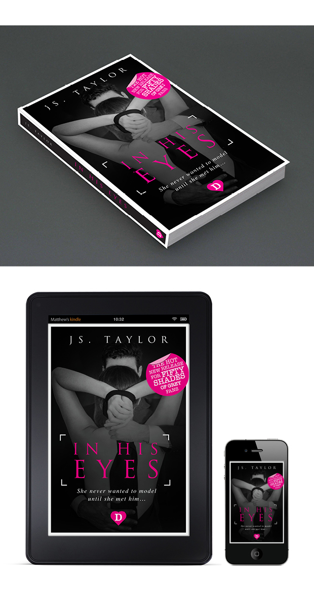 Adult Romance eBook Cover Design