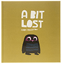 a bit lost book cover by Chris Haughton - future kids classic book covers