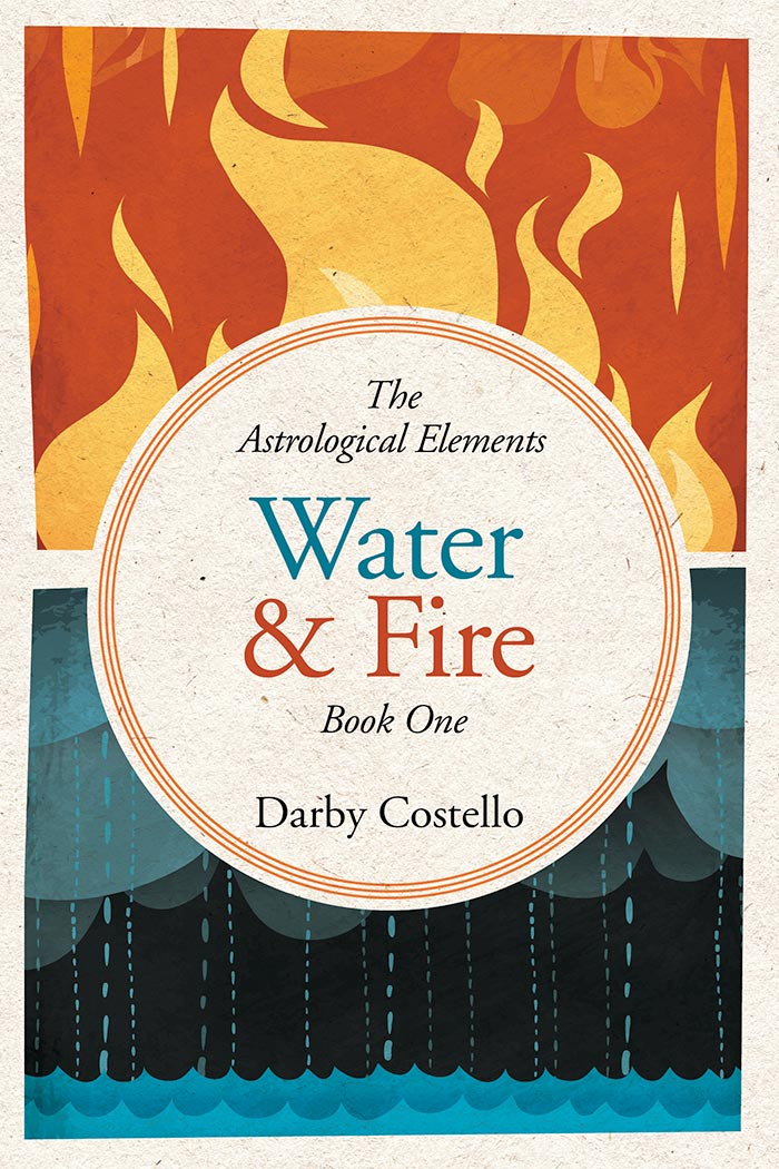 The Astrological Elements Books by Darby Costello
